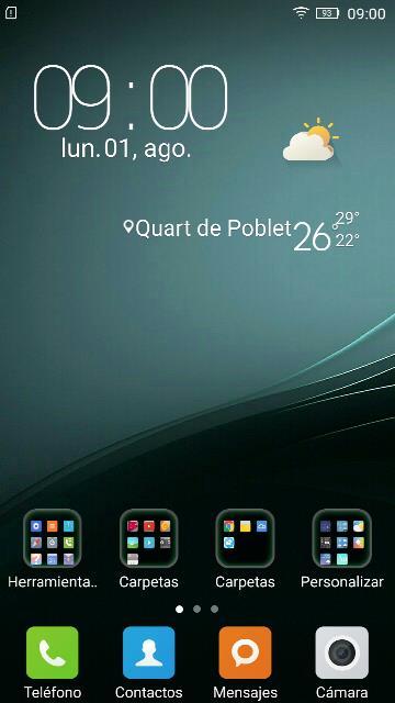Actualizacion Lenovo Vibe Shot a android 6.0.1 (OTA) 1-jpg.125299