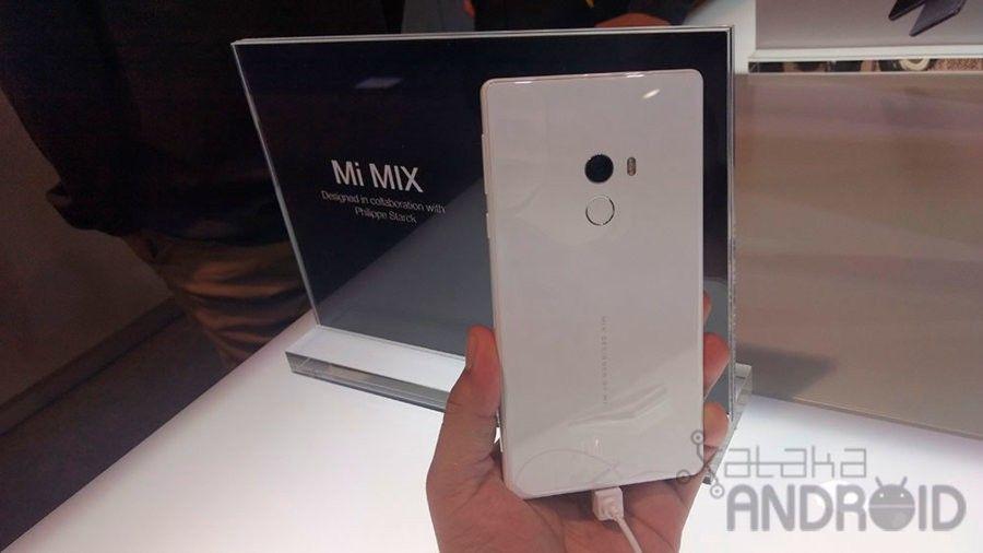 Xiaomi va a Las Vegas con un Mi Mix en blanco que seguirá sin salir de China 1366_2000-jpg.146807