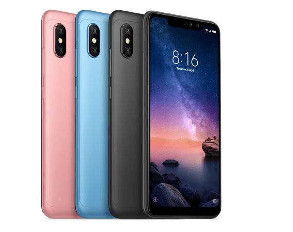 Xiaomi Redmi Note 6 PRO 3/32GB a 147€ y 4/64GB a 170€ 1540330100053-png.342352