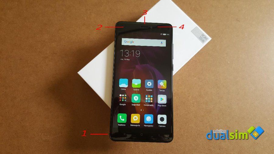 Xiaomi RedMi Note 4 (Global Version): Mi primer Xiaomi. 20170518_131934-jpg.288129