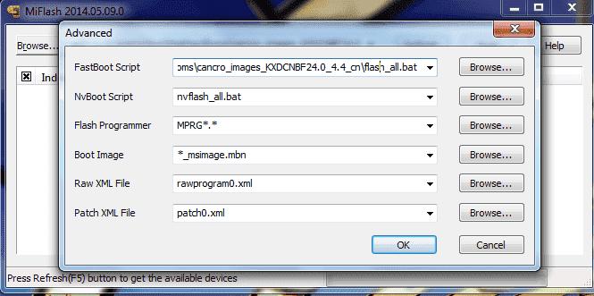 [TUTORIAL] Cómo instalar/actualizar ROMs en Mi3 [MiRecovery][CWM][MiFlash] 3-png.60127