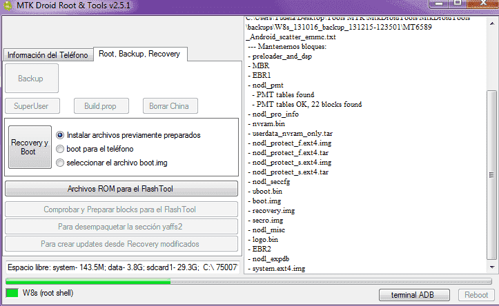 *[TUTORIAL]*[Crea tu propio CWM Recovery] y backup con MTKDoidTools 6-png.38172