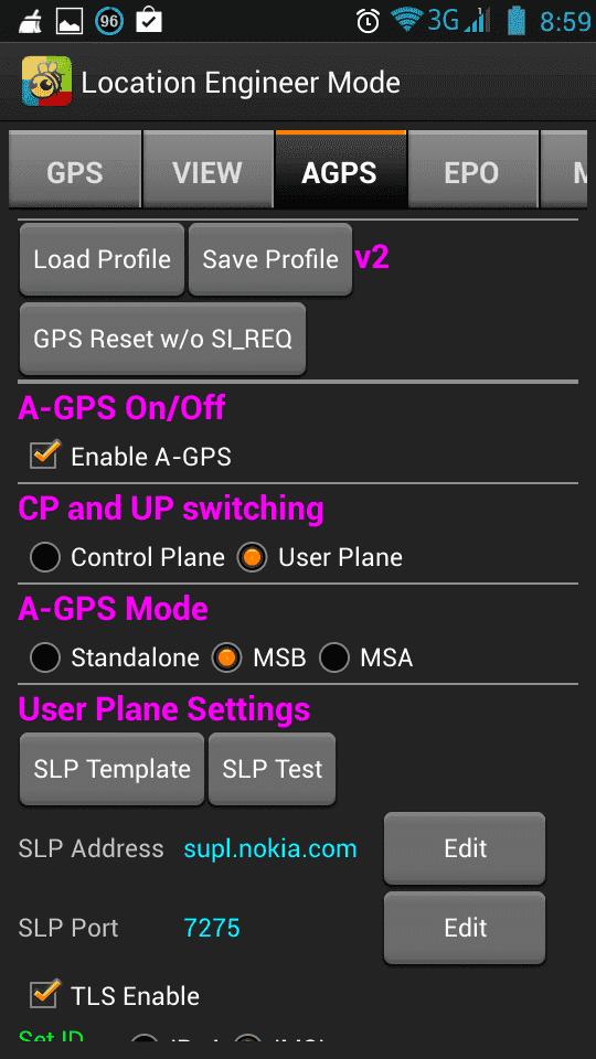 6º Presionar sobre la pestaña superior A-GPS - copia.png