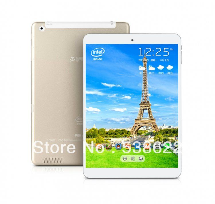 7-9-Teclast-P89-mini-Gold-Color-Intel-CPU-Z2580-Android-4-2-Tablet-1G-16GB.