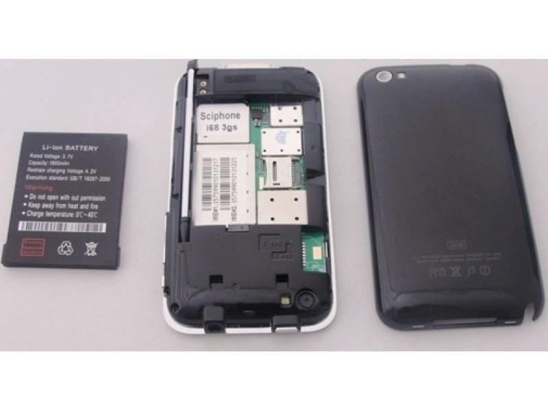 Batería para clones del iphone - sciphone i68+ 834-1-4-sciphone-i68-i68-wifi-i68-3gs-jpg.36