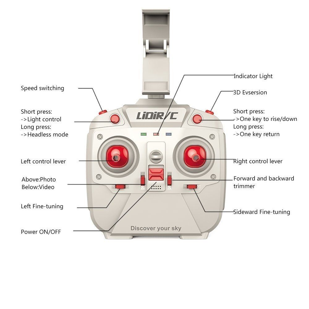 GoolRC L15W Drone con Cámara 0.3MP Wifi FPV Transmisor 2.4G 4 Canales 6 Ejes aimages_na-ssl_images_amazon-com_images_i_61zckmtad7l-_sl1000_-jpg.149286