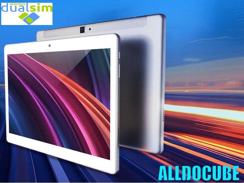Alldocube M5X, una tablet con 4G. alldocube-m5x-png.351437