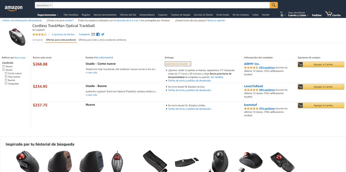 Logitech Cordless Optical Trackman. O sencillamente un trackball de logitech. amazon-com-opciones-de-compra-cordless-trackman-optical-trackball-png.369209
