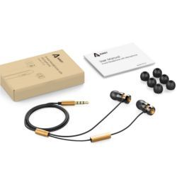 auriculares aukey pack.