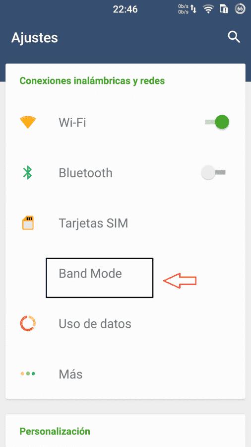 BandMode.