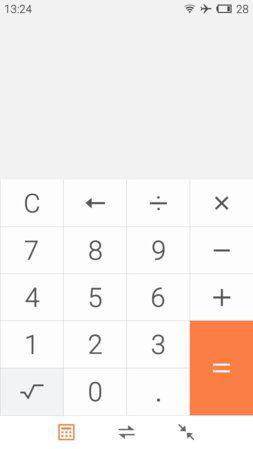 Calculadora.