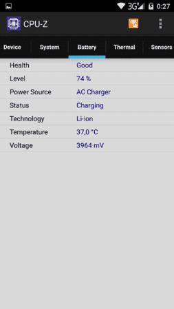 CPU Z 3.
