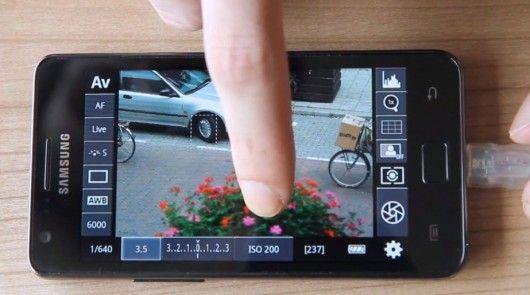 TUTORIAL: Conectar cámara réflex Canon EOS al móvil con DSLR Controller dslr-controller-app-jpg.31963