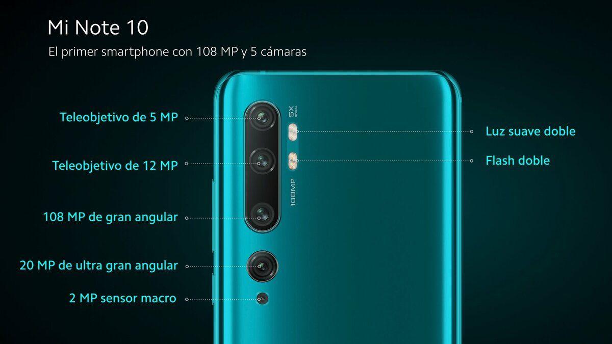 Xiaomi presenta oficialmente sus nuevos Mi Note 10 y Mi Note 10 Pro equipados con una espectacular cámara de 108MP eirzt8mwwaakgvu-jpg.373520