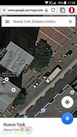 Google Maps Street View.