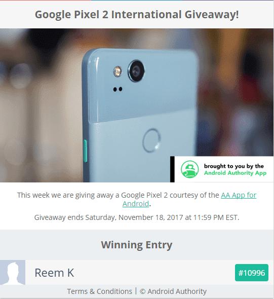 Sorteo internacional de un Google Pixel 2 google-pixel-2-international-giveaway-androidauthority-png.316901