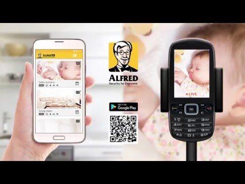 Alfred cámara android