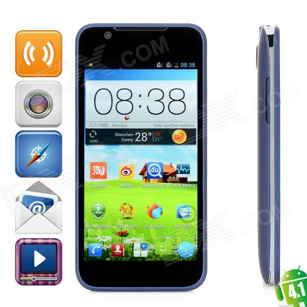 "ZTE V956 Quad-Core Android 4.1 WCDMA Phone w/ 4.5"" Capacitive Screen, Wi-Fi and GPS img-dxcdn-com_productimages_sku_206361_1-jpg.170569"