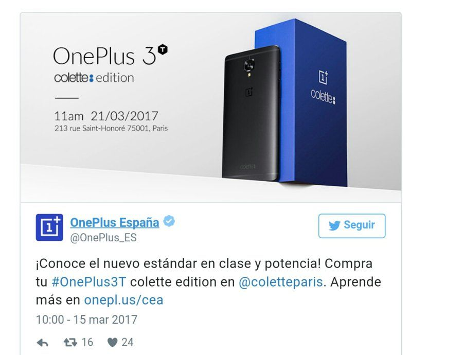OnePlus 3T Colette Edition en color negro mate img_20170315_133757-jpg.158914