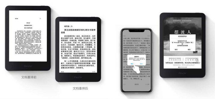 Xiaomi pone a la venta el ebook iReader T6: ¿mejor que el Kindle? ireader-t6-xiaomi-2-715x330-jpg.360427