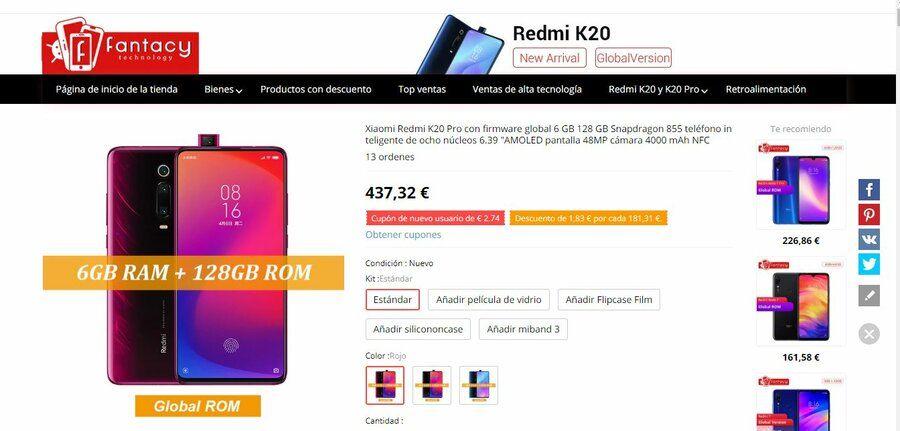 Como conseguir el RedMi Note 7 Pro y Mi9 T Pro (K20 Pro) con Rom Global (cosas a tener en cuenta) k20-pro-jpg.361847