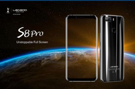 Sorteo LEAGOO S8 Pro 6/64, todo pantalla por Banggood leagoo-s8-pro-jpg.313204