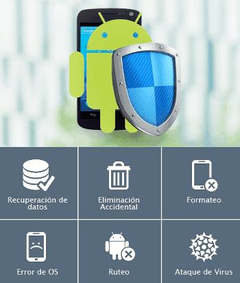 Licencia EaseUS MobiSaver para Android.