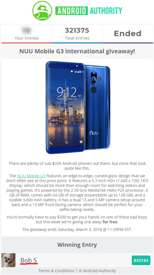 NUU Mobile G3 international giveaway .png