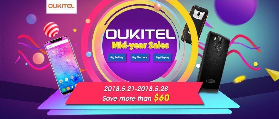 OUKITEL brand sale on banggood .jpg