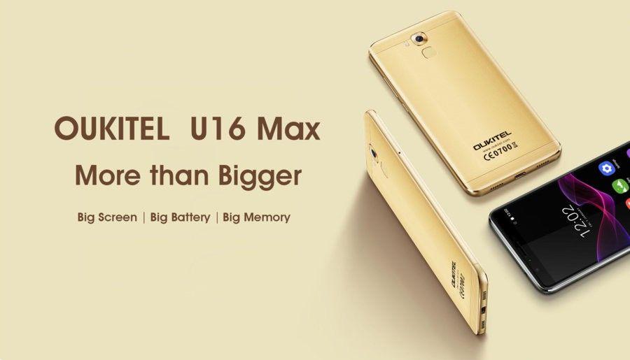 Oukitel U16 Max. 6 pulgadas y Android 7.0 oukitel-u16-max-jpg.153311