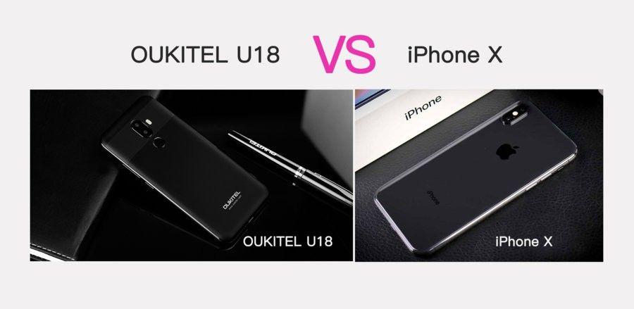 OUKITEL U18 VS iPhone X-2.jpg