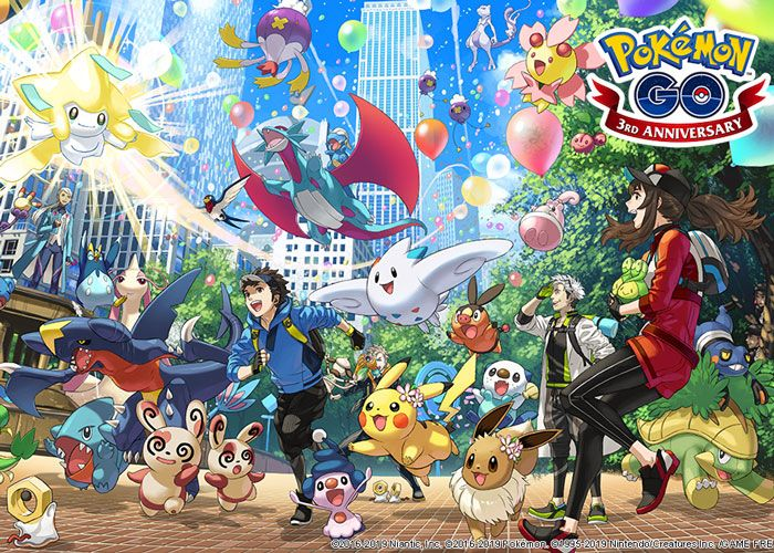 Pokémon Go rectifica: los usuarios de móviles Xiaomi volverán a tener acceso a sus cuentas pokemon-go-aniversario-jpg.371019