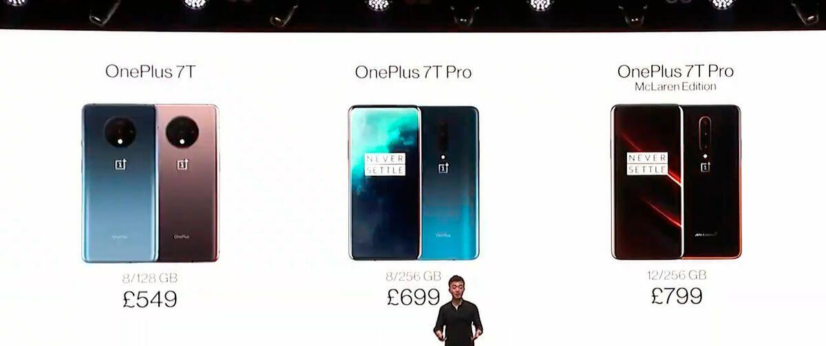 El OnePlus 7T Pro es oficial: todos los detalles de lo mejor de OnePlus precios-oneplus-jpg.371223