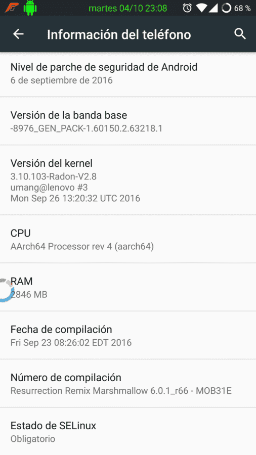 [ROM][23/09/2016][Resurrection_Remix][5.7.4][Android 6.0.1, r_66][Kenzo] SnapDragon 650 screenshot_20161004-230815-png.130203