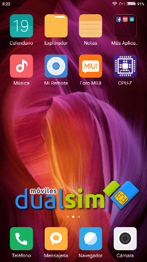Xiaomi RedMi Note 4 (Global Version): Mi primer Xiaomi. screenshot_2017-05-19-08-22-25-077_com-miui-home-png.288143