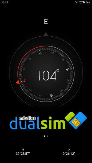 Xiaomi RedMi Note 4 (Global Version): Mi primer Xiaomi. screenshot_2017-05-25-10-12-07-226_com-miui-compass-png.288983