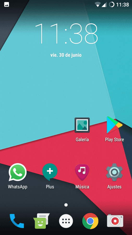 LineageOS_13 Android 6.0.1 [SOLO Doogee Y6] by GLokin666 screenshot_20170630-113836-png.300764