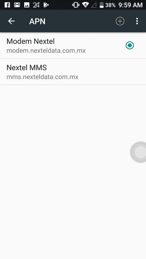 Ayuda con Oukitel K6000 PLUS Configuración Compañia Telefónica screenshot_20170708-095958-png.301844