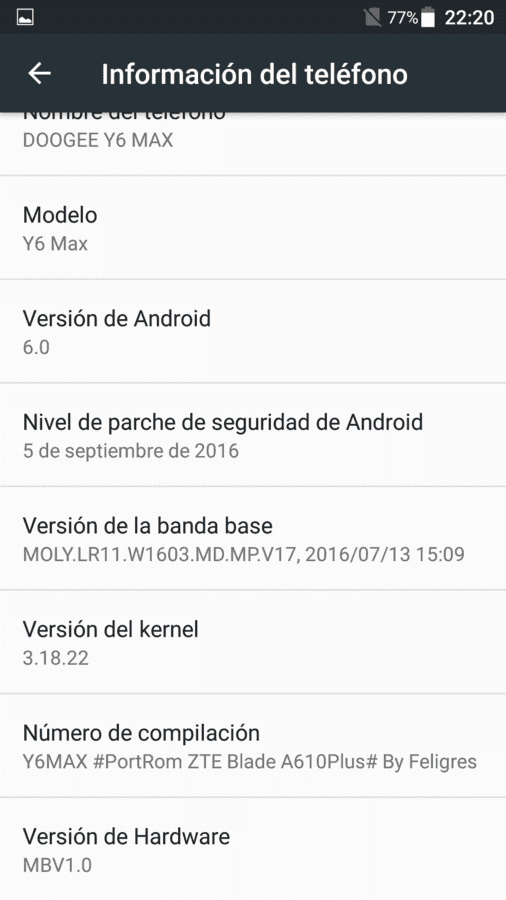 Y6 Max #ZTE PortRom-MM-# by Feligres (NAT) screenshot_20170716-222002-png.303324