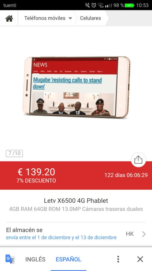 Leeco x6500 screenshot_20171128-105332-png.317811
