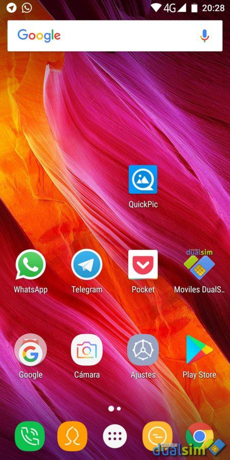 OUKITEL MIX 2  - El smartphone más innovador de la marca screenshot_20180104-202809-jpg.321268