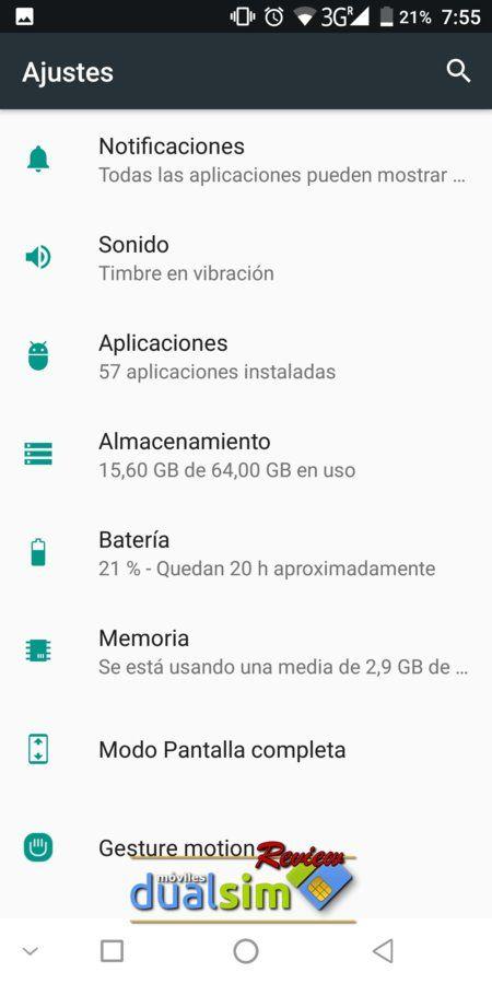 OUKITEL K6 Batería inagotable y Pantalla excelente screenshot_20180202-075527-jpg.323944