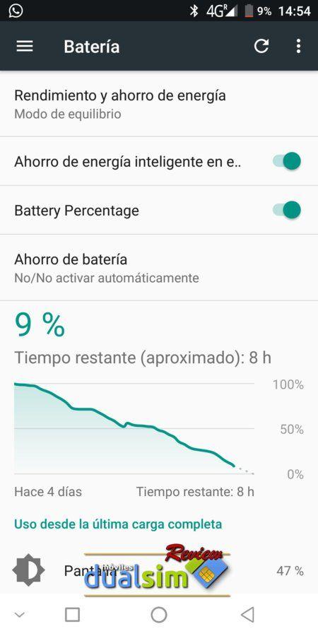 OUKITEL K6 Batería inagotable y Pantalla excelente screenshot_20180202-145458-jpg.324619
