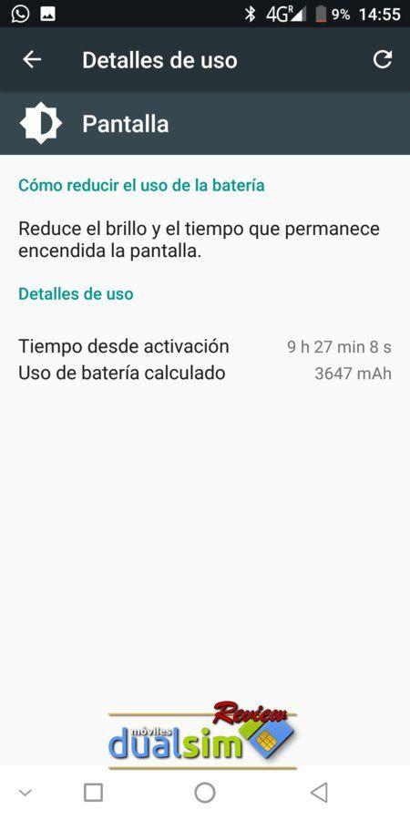 OUKITEL K6 Batería inagotable y Pantalla excelente screenshot_20180202-145506-jpg.324620