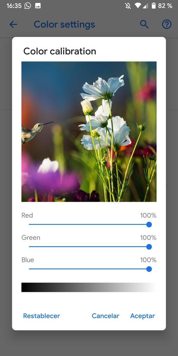Pixel Experience  PIE CAF(Android 9.0) para Xiaomi RMN5. Versión Actual del 23/08/19 con FW PIE screenshot_20190901-163543-jpg.368345