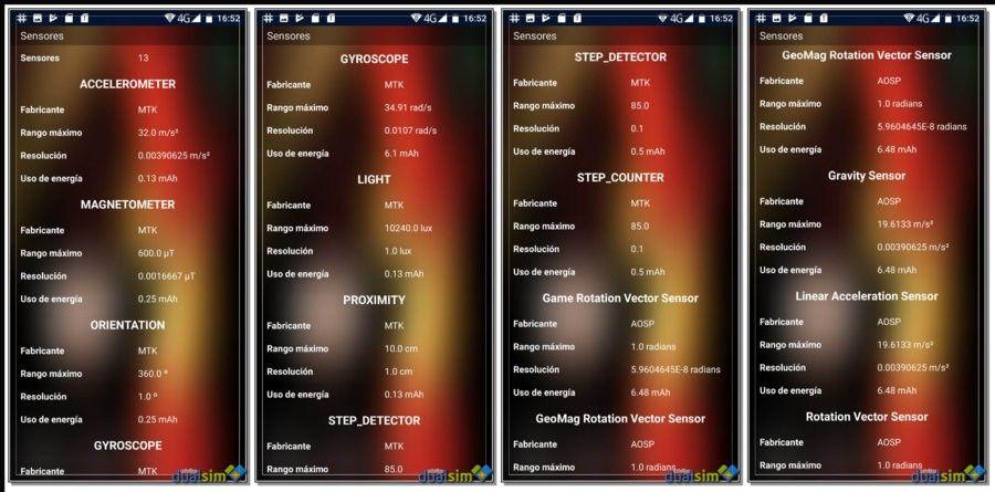 OUKITEL MIX 2  - El smartphone más innovador de la marca sensores-jpg.321484