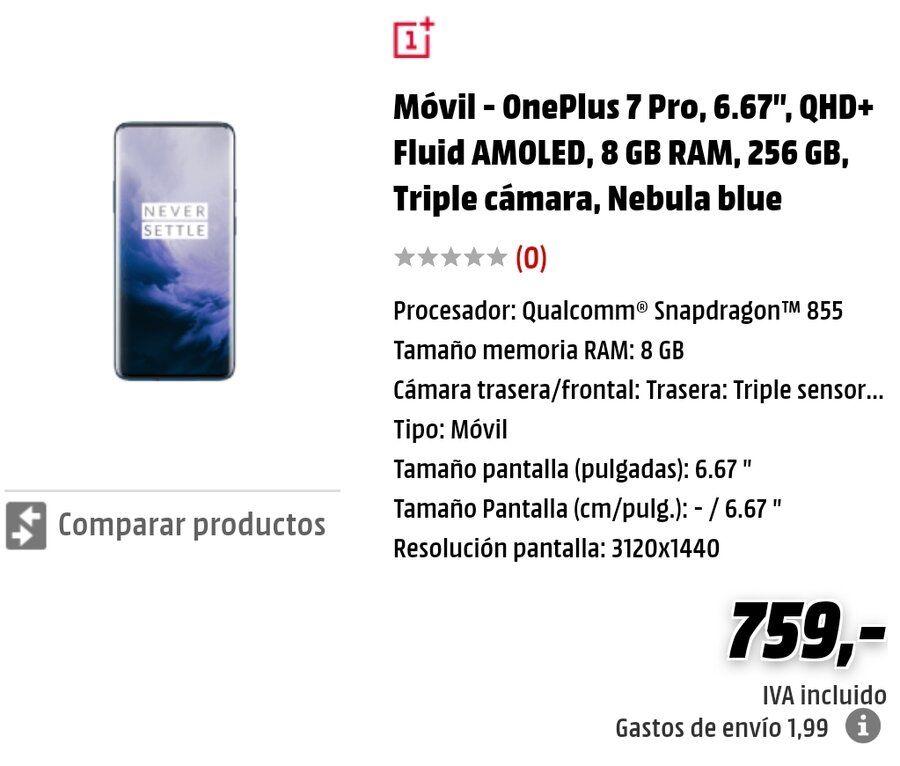Pre compra del OnePlus 7 PRO en media markt smartselect_20190515-235301_chrome-jpg.360410