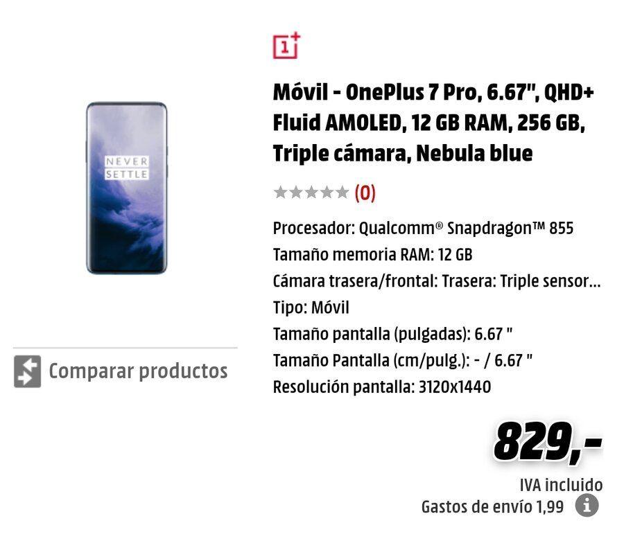 Pre compra del OnePlus 7 PRO en media markt smartselect_20190515-235330_chrome-jpg.360411