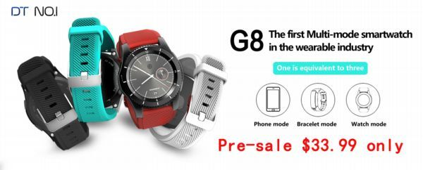 Smartwatch No.1 G8.