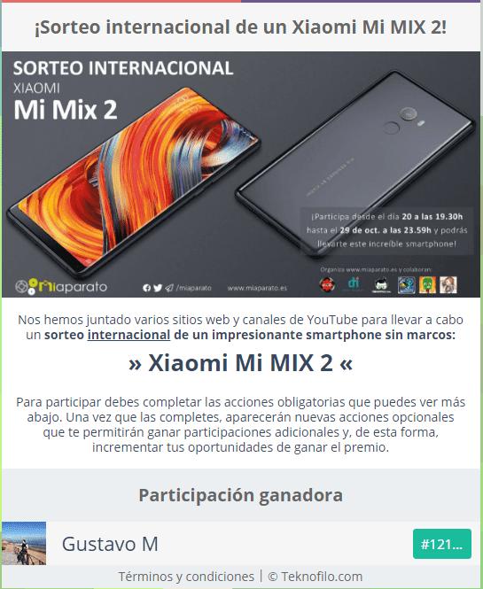 Sorteo de un Xiaomi Mi MIX 2.png